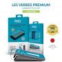 VERRE TREMPE PREMIUM 2.5D AVEC APPLICATEUR POUR APPLE IPHONE XR / IPHONE 11 - JAYM®