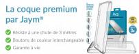 La coque renforcée 'Premium' garantie à vie