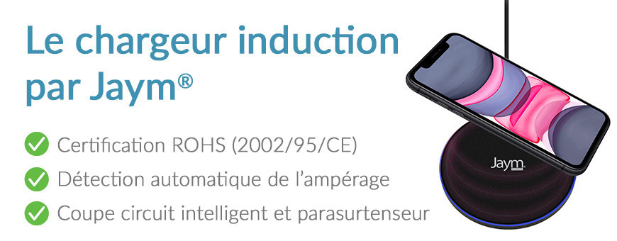 Le chargeur à induction